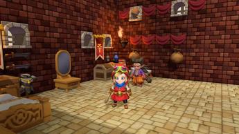 伝説のビルダーの帽子(2)