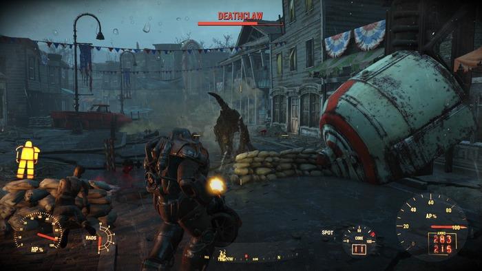 Fallout 4:デスクロー