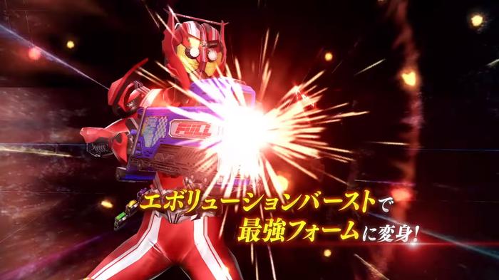 仮面ライダークライマックスファイターズ2