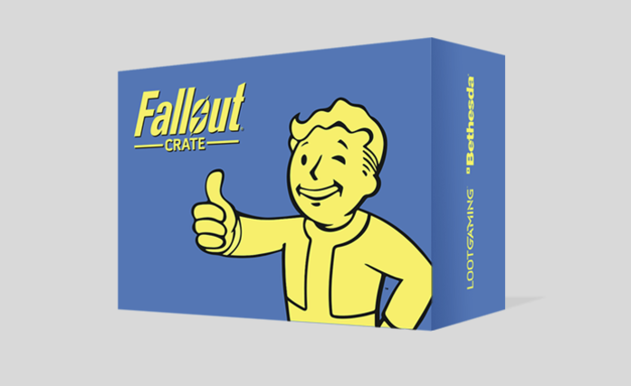 Fallout Crate(2)