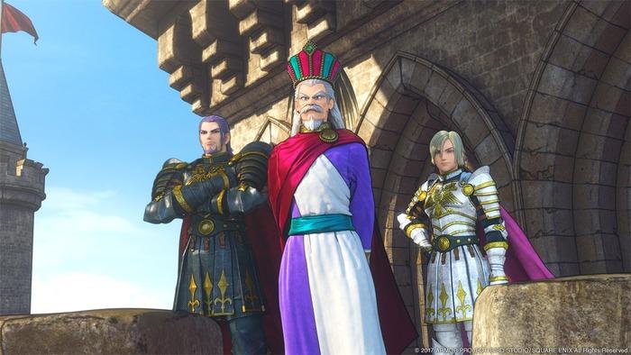 デルカダール王1