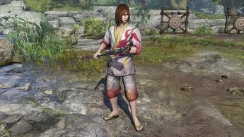 レジェンド衣装戦国パック3(4)