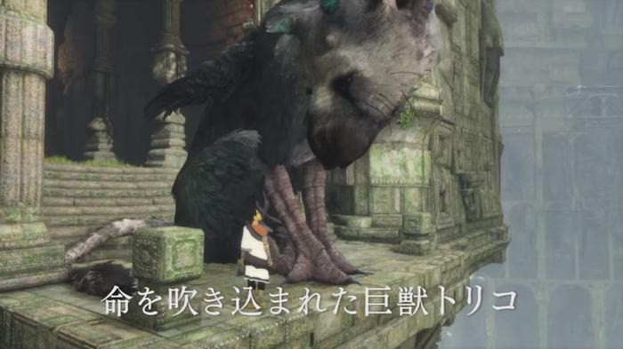 人喰いの大鷲トリコ(3)