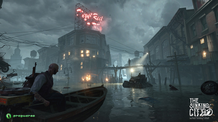 The Sinking City(4)