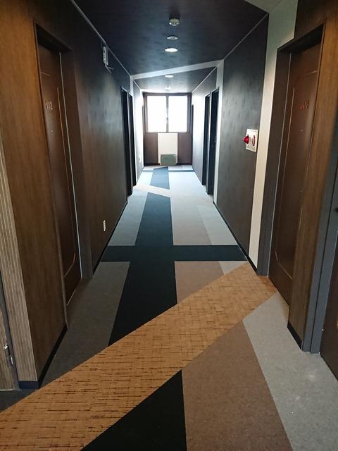 3階廊下②