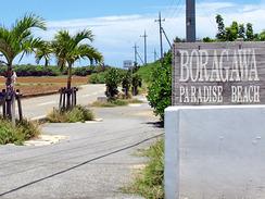 パラダイスビーチBORAGAWA
