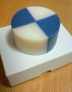 藍染め石けん いちまつ2