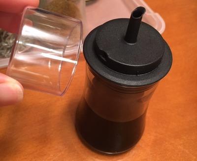 醤油ボトル