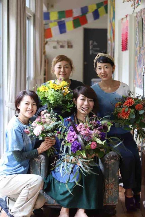 川内村に、花屋さんができた!