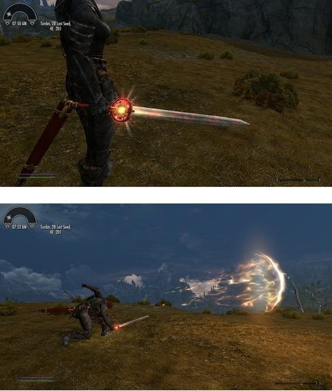 太陽の剣2