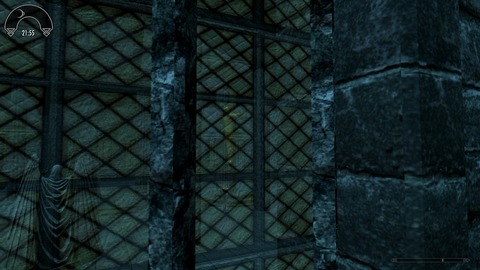 聖堂のこだわり。外から中が覗けます