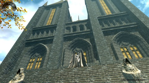 カテドラルってくらいだから教会というよりも聖堂かな??