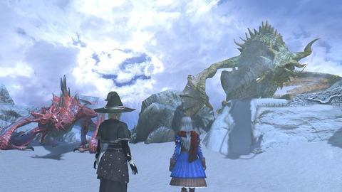 ドラゴンボーン、邂逅