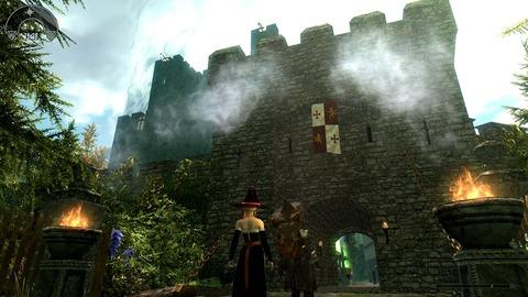 首都の城と思わしき建物。中には入れません