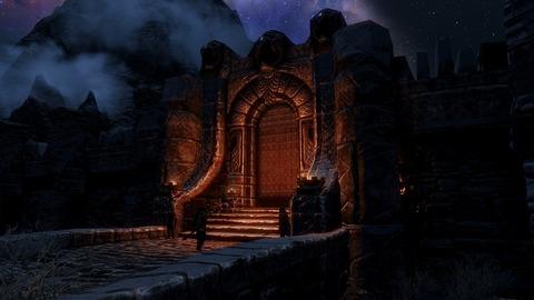 聳える巨門