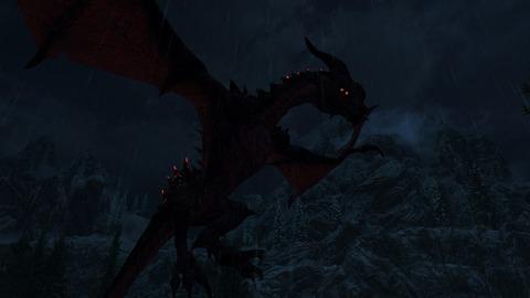 邪悪なるドラゴン