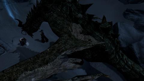 人と竜との問答
