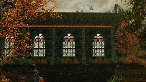 街の中の教会