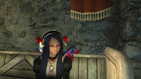 無事に常闇の女王になりましたので一休み