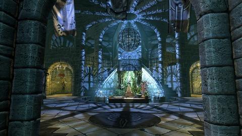 アークメイジの私室