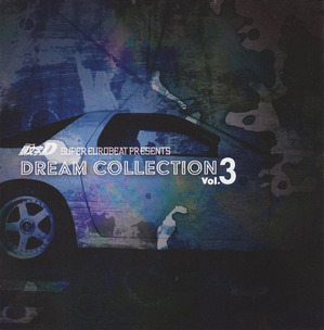 INITIAL D Dream Collection Vol.3_裏