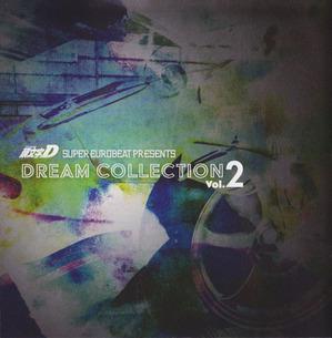 頭文字D Dream Collection Vol.2(裏)