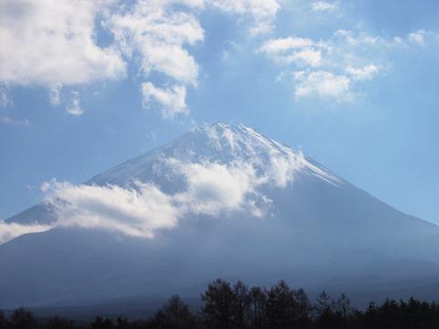 富士山(山梨県)の写真素材