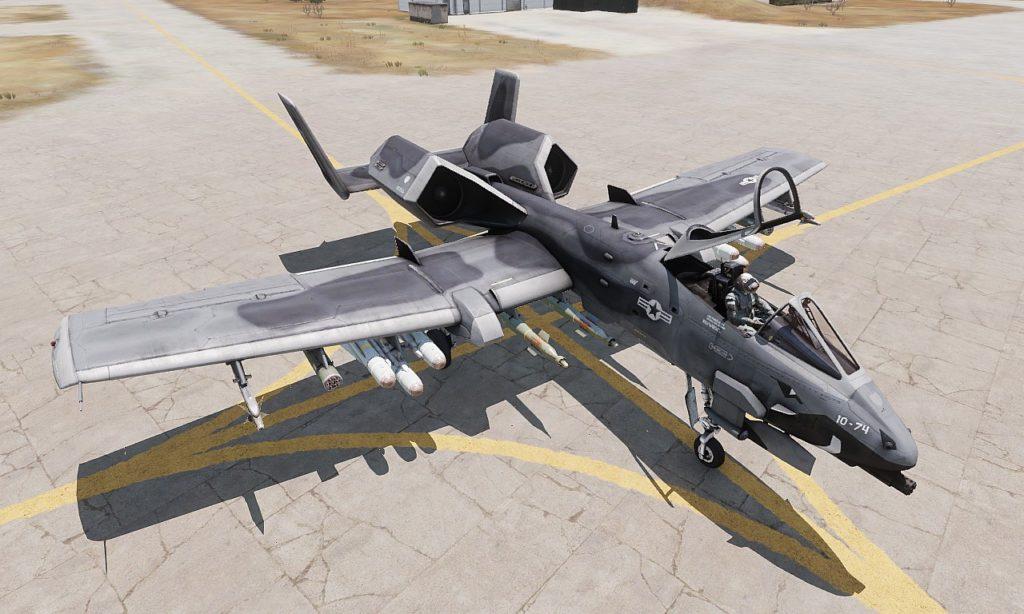 最強の攻撃機「A-10」に最新モデル登場、主翼がより攻撃的に