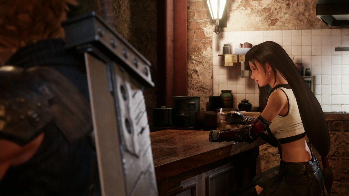 『ファイナルファンタジー7リメイク』分作はミッドガル編Blu-ray2枚組のボリューム #分作商法 |  それよりもFF8が楽しみです