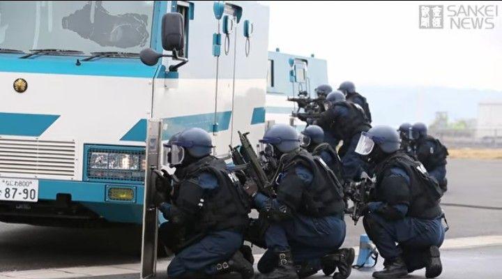 警察官刺され重傷拳銃奪われる大阪吹田 #速報 |  吹田市って東京で例えるとどんなとこ?