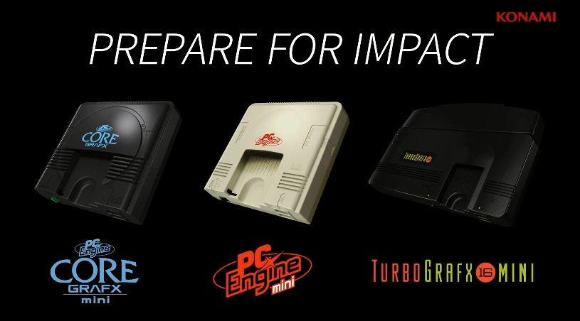 PCエンジンミニ発表イース、PC原人など収録