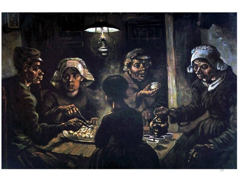 ゴッホが浮世絵を学んで性格が変わった件