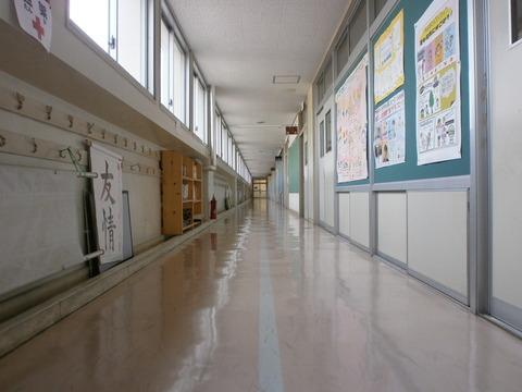 「廊下は静かに歩きましょう」の問題点