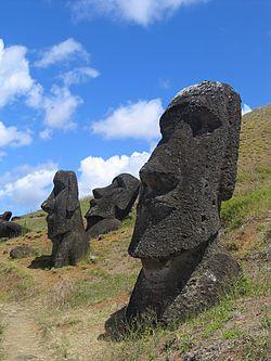 「事実」と「感想」を分ける授業~ イースター島にはなぜ森林がないのか~