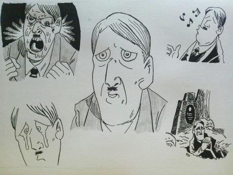 ヒトラーは、いつか、くるのだろうか?