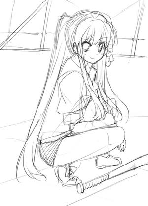 バッター杏
