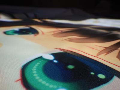 渋谷凛ちゃんの目