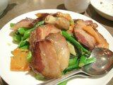 カイラン干し肉炒め