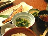 音音焼き魚