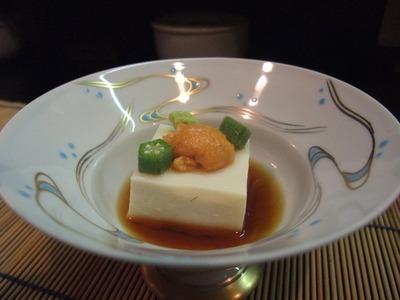 京都 胡麻豆腐