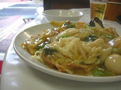 中華飯店ヤキソバ