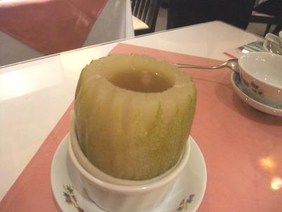 菜香 冬瓜のスープ
