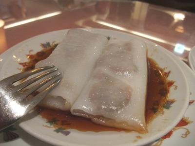 菜香 叉焼腸粉
