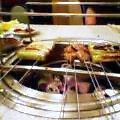 延明の串焼き
