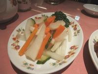 菜香 漬物