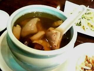 シンジョウリャンタン スープ
