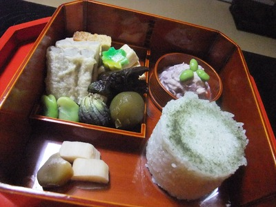 京都大徳寺お弁当