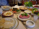 レバノン料理の前菜
