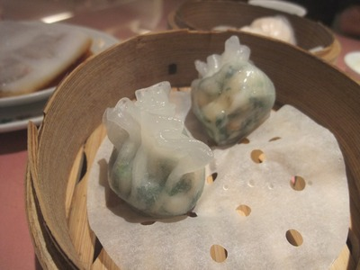 菜香 青菜の餃子