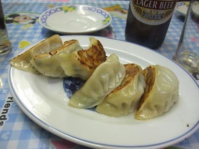天龍菜館 餃子